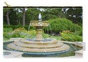 Sarah Lee Baker Perennial Garden 7 Carry-all Pouch