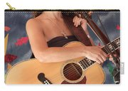 Sarah Lee Guthrie Carry-all Pouch