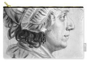 Sarah Tayloe Washington (1765-1835) Carry-all Pouch