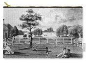 Saratoga, New York, 1794 Carry-all Pouch