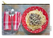 Sardines And Spaghetti Carry-all Pouch