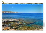 Sardinia - Shore In San Pietro Island Carry-all Pouch