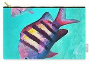 Sargeant Fish Carry-all Pouch