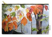 Sassafras Trees On The Ridge Carry-all Pouch