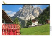 Sassongher Mount From Corvara Carry-all Pouch