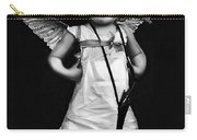 Sassy Cupid Bw Carry-all Pouch