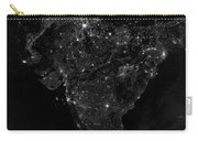 Satellite View Of City, Village Carry-all Pouch
