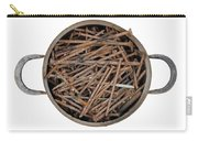 Strong Bouillon - Saucepan Full Of Rusty Nails Carry-all Pouch