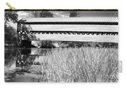 Saucks Bridge And Reeds Carry-all Pouch