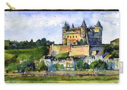 Saumur Chateau France Carry-all Pouch