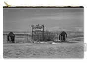 Savageton Cemetery  Wyoming Carry-all Pouch