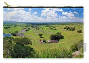 Savanna Landscape In Serengeti Carry-all Pouch