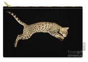 Savannah Cat Carry-all Pouch