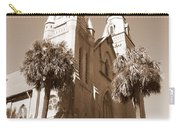 Savannah Sepia - Methodist Church Carry-all Pouch