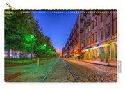 Savannah River Street - Savannah, Georgia Carry-all Pouch