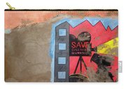 Save Cinema In Morocco Carry-all Pouch