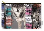 Save The Wolves Carry-all Pouch