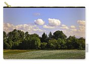 Savie Island Flower Garden Carry-all Pouch