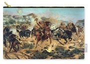 Saving The Guns At Colenso, 1899 Carry-all Pouch