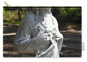 Savior Statue Carry-all Pouch by Al Powell Photography USA