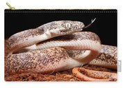 Savu Python In Defensive Posture Carry-all Pouch
