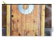 Sawmill Door Carry-all Pouch