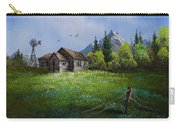 Sawtooth Mountain Homestead Carry-all Pouch