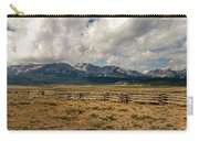 Sawtooth Range Carry-all Pouch by Robert Bales