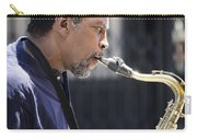 Saxophone Player Carry-all Pouch