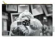 Say Abominable Carry-all Pouch by Scott Wyatt