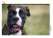 Say What Carry-all Pouch by Sennie Pierson