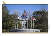 Sc Veterans Monument Carry-all Pouch