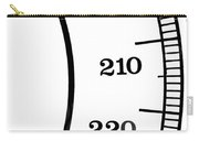 Scale Numbers Carry-all Pouch