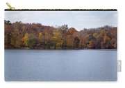 Scales Lake In Autumn Carry-all Pouch by Sandy Keeton