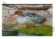 Scaly-sided Merganser Hen Carry-all Pouch