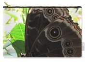 Scarce Morpho Carry-all Pouch