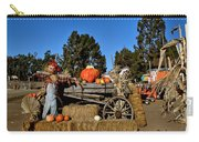 Scare Crow Carry-all Pouch