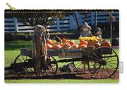 Scarecrow Rides Carry-all Pouch