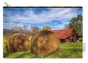 Scarecrow's Dream Carry-all Pouch by Debra and Dave Vanderlaan
