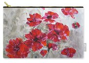 Scarlet Poppies Carry-all Pouch