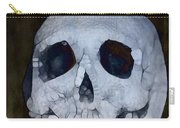 Scary Skull Carry-all Pouch by Dan Sproul