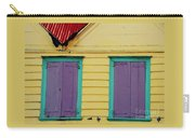 Colorful Doors In Antigua Carry-all Pouch