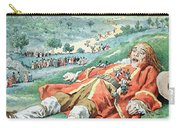 Scene From Gullivers Travels Carry-all Pouch