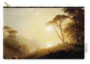 Scene In Yosemite Valley Carry-all Pouch