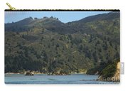 Scenery On Cook Strait Carry-all Pouch