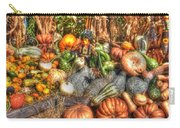 Scenes Of The Season Carry-all Pouch