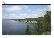 Scenic Acadia Park View Carry-all Pouch