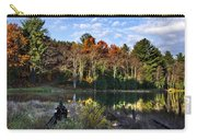 Scenic Autumn At Oakley's Carry-all Pouch