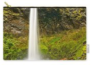 Scenic Elowah Falls In The Columbia River Gorge In Oregon Carry-all Pouch