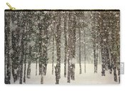 Scenic Snowfall Carry-all Pouch